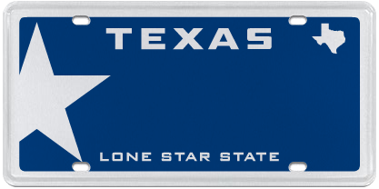 Lone Star Blue (Texas Navy)