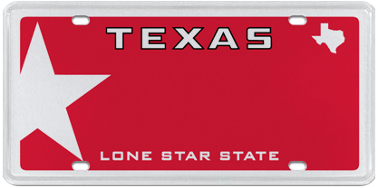 Lone Star Red (Gridiron Heroes)