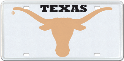 Texas Longhorns White